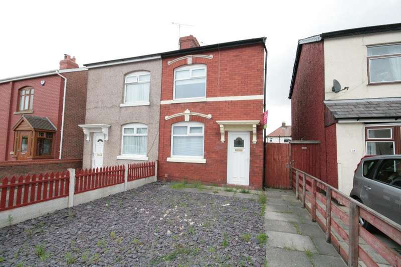 2 Bedrooms Semi Detached House for sale in New Lane, Crossens, Southport, PR9 8LG