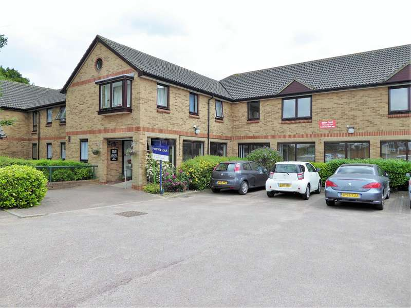 1 Bedroom Retirement Property for sale in Miller Court ,Mayplace Road East, Bexleyheath, Kent, DA7 6DJ