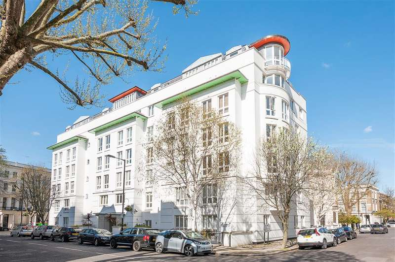 2 Bedrooms Apartment Flat for sale in Warrington Gardens, London, W9 2QB