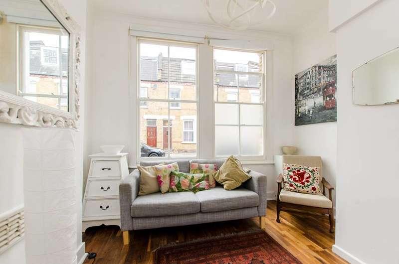 1 Bedroom Flat for sale in Senrab Street, Stepney, E1