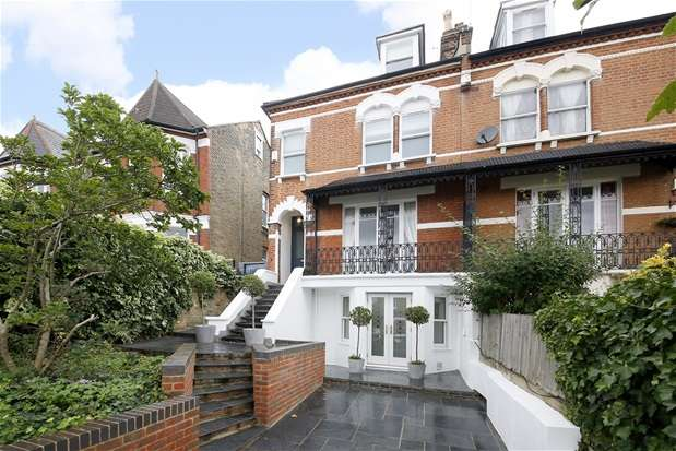 4 Bedrooms Semi Detached House for sale in Underhill Road, East Dulwich