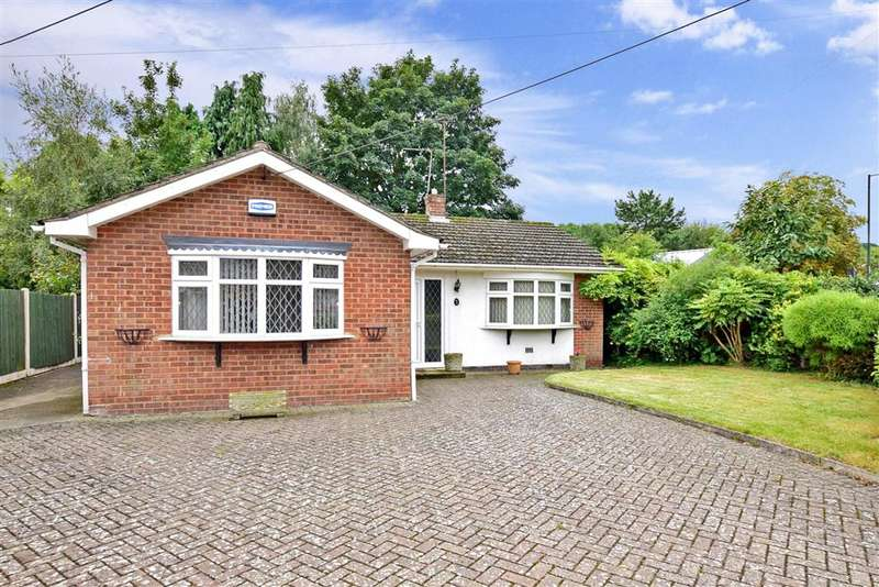 2 Bedrooms Bungalow for sale in Bush Road, Cuxton, Rochester, Kent