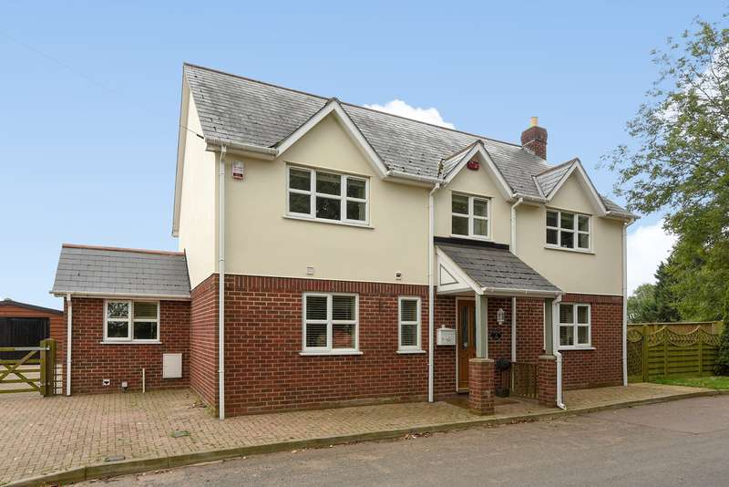 4 Bedrooms Detached House for sale in Stony Lane, Tea Green, Luton, LU2