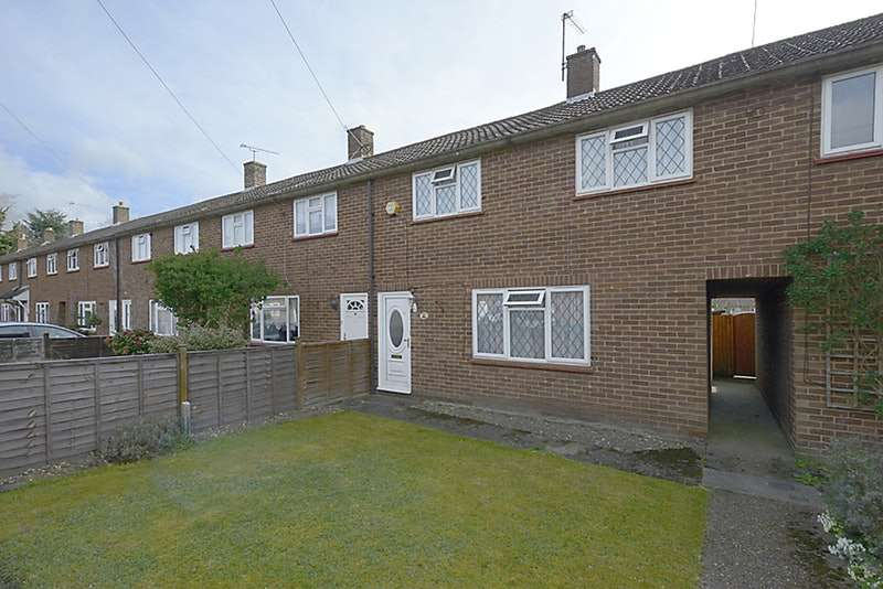 3 Bedrooms Terraced House for sale in Upper Riding, Beaconsfield, HP9