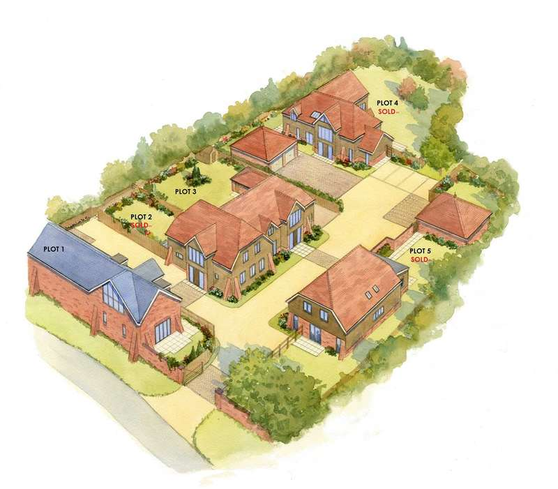 2 Bedrooms House for sale in Steeple Court Barns, Southampton