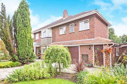 4 Bedrooms Detached House for sale in Partridge Avenue, Manchester, Greater Manchester