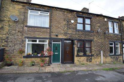 2 Bedrooms Terraced House for sale in Sharp Row, Pudsey, Leeds, West Yorkshire