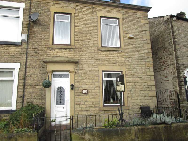 3 Bedrooms Terraced House for sale in Milnrow Road, Shaw.