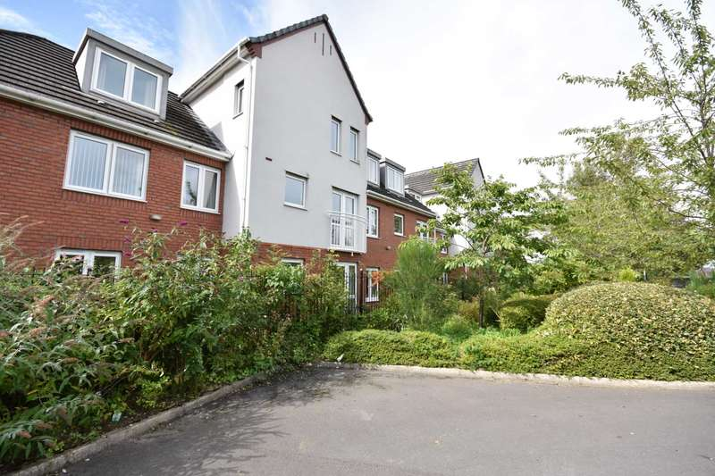 1 Bedroom Retirement Property for sale in First Floor Retirement Apartment at HOLLAND COURT, POYNTON