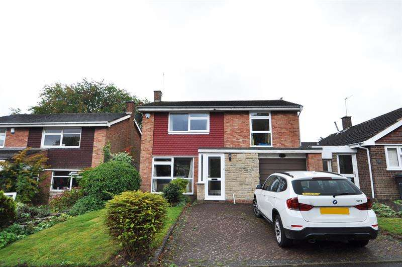 3 Bedrooms Detached House for rent in Duncombe Grove, Harborne, Birmingham