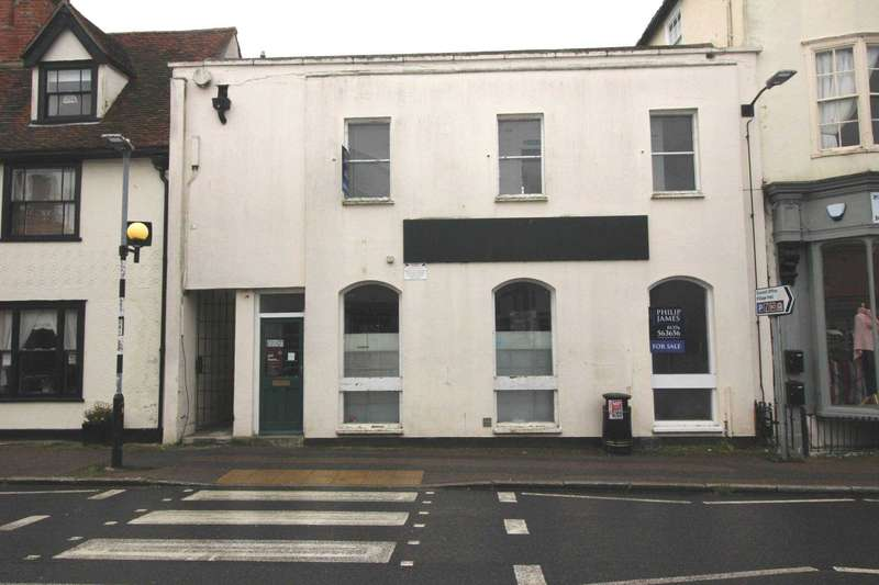 Commercial Property for sale in Market End, Coggeshall
