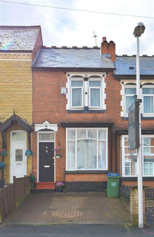 2 Bedrooms Terraced House for sale in Beakes Road, Bearwood
