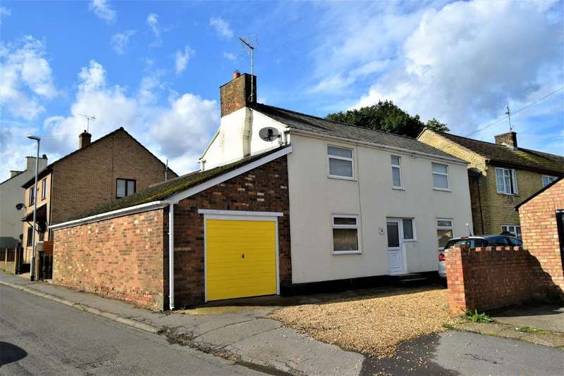 3 Bedrooms Detached House for sale in Main Street, Farcet, PE7 3DB