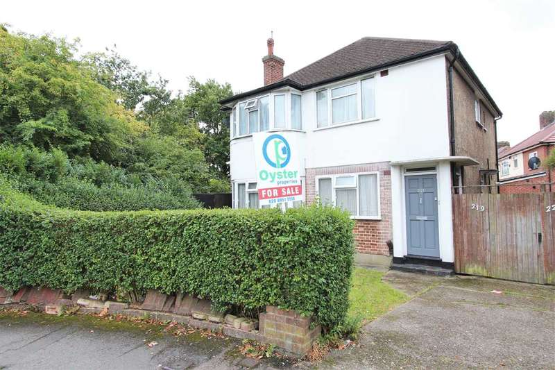 2 Bedrooms Apartment Flat for sale in Honeypot Lane, Stanmore