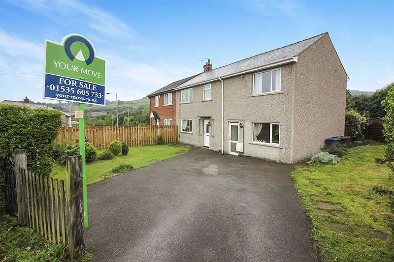 5 Bedrooms Semi Detached House for sale in Bracken Bank Crescent, Keighley, BD22