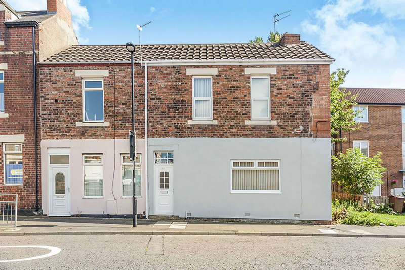 3 Bedrooms Semi Detached House for sale in Ravensworth Street, Wallsend, NE28