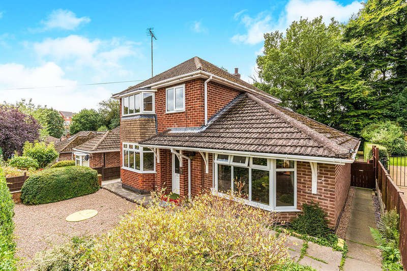 3 Bedrooms Detached House for sale in Temple Hill, Whitwick, Coalville, LE67