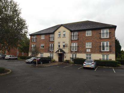 3 Bedrooms Flat for sale in Bridgewater Court, 1 Longford Road, Manchester, Greater Manchester