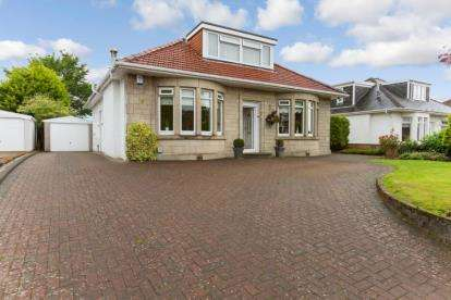 4 Bedrooms Bungalow for sale in Southwold Road, Paisley, Renfrewshire
