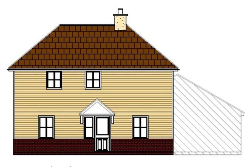 3 Bedrooms Semi Detached House for sale in Station Yard, Kirby Cross