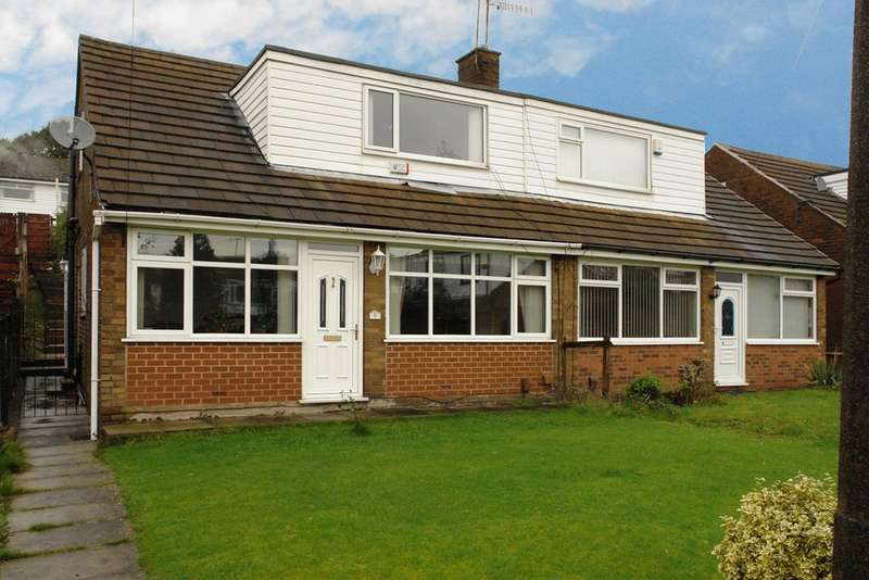 3 Bedrooms Semi Detached House for sale in Victoria Way, Royton