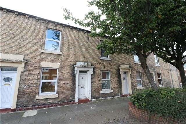 3 Bedrooms Terraced House for sale in Edward Street, Carlisle, CA1 2JB