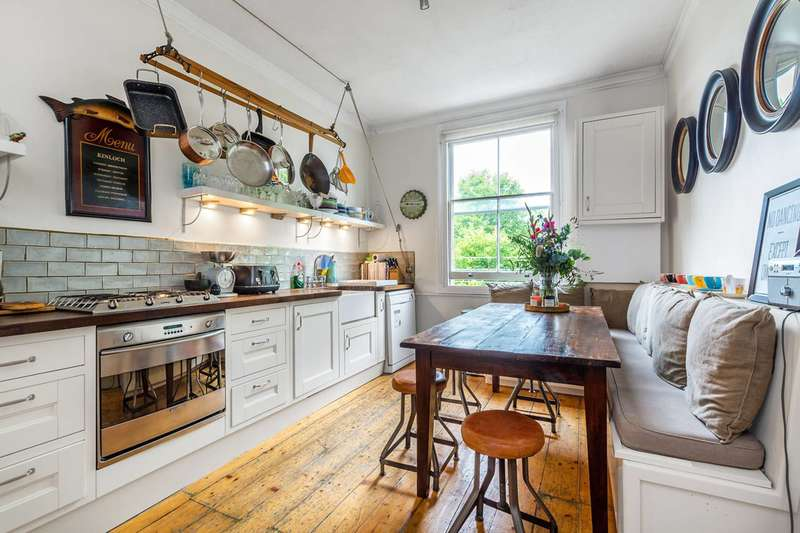 2 Bedrooms Flat for sale in Linden Gardens, Notting Hill, W2