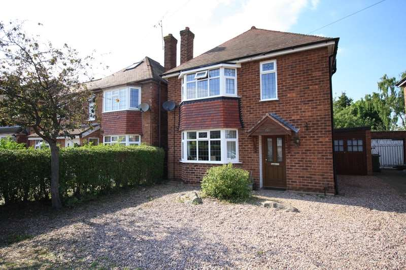 3 Bedrooms Detached House for sale in Windermere Road, Wolverhampton, West Midlands, WV6