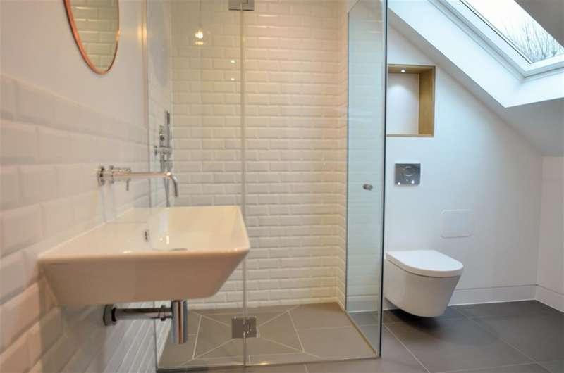 1 Bedroom Flat for sale in Inglis Road, Ealing, London, W5