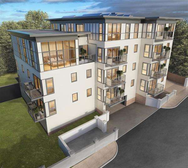2 Bedrooms Apartment Flat for sale in Montpellier Apartments, 5 Winterbourne Rd, Teignmouth