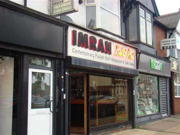 Commercial Property for sale in Imran Balti Hut, 285 Wellingborough Road, Northampton