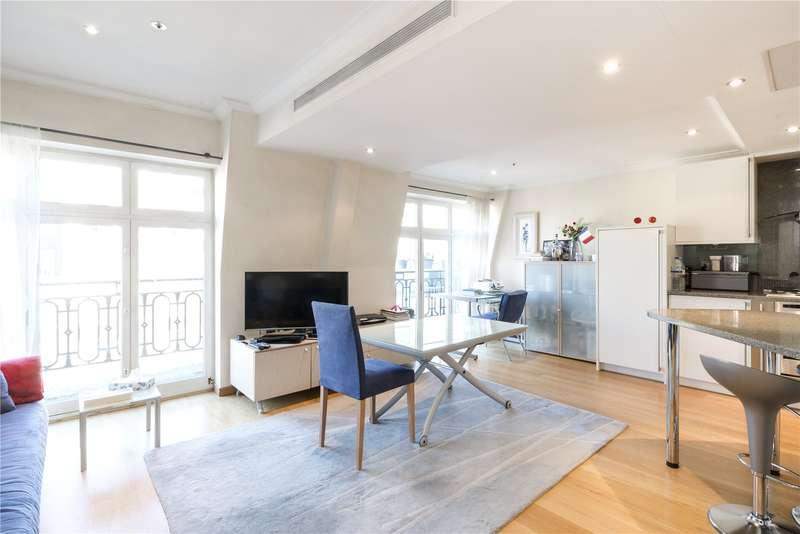 1 Bedroom Flat for sale in Park Lane Place, 68 North Row, London, W1K