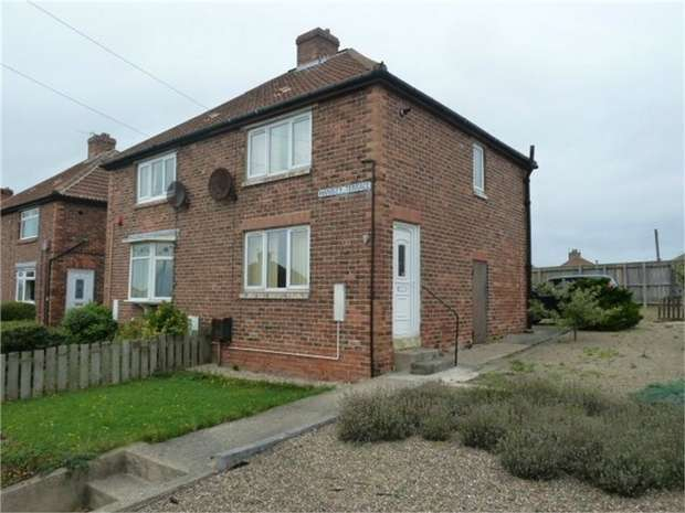 2 Bedrooms Semi Detached House for sale in Manisty Terrace, Peterlee, Durham