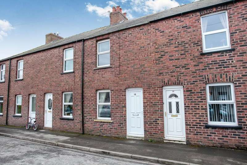 2 Bedrooms Property for sale in New Street, Silloth, Wigton, CA7
