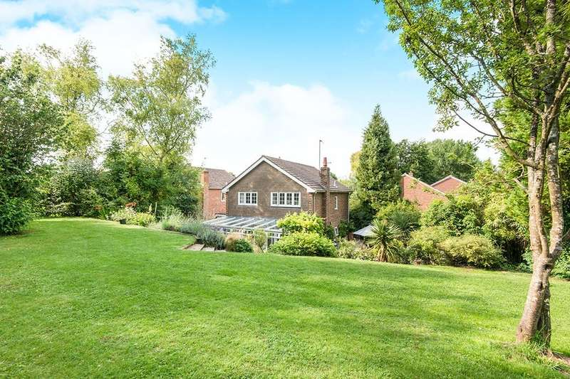 4 Bedrooms Detached House for sale in Carthagena, Sutton Scotney, Winchester, SO21
