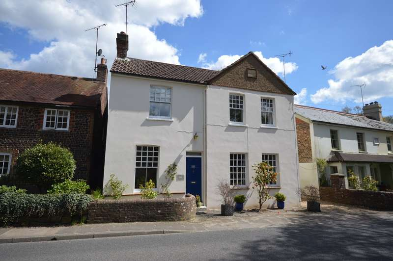 5 Bedrooms Detached House for sale in Lower Street, Fittleworth, RH20