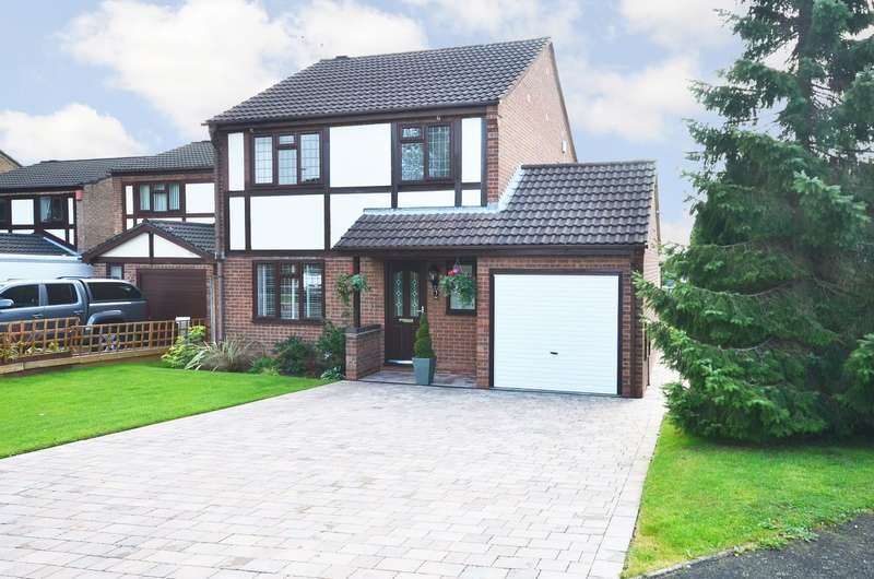 4 Bedrooms Detached House for sale in ****NEW**** Danemead Close, Meir Park, ST3 7XX