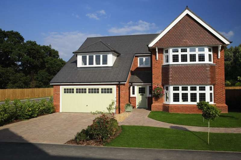 5 Bedrooms Detached House for sale in The Parsonage, The Marlborough Goudhurst Road, Marden, Tonbridge, TN12