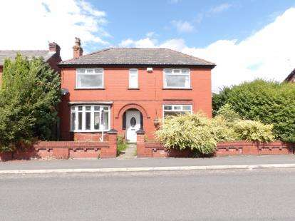 3 Bedrooms Detached House for sale in Buckley Lane, Farnworth, Bolton, Greater Manchester, BL4