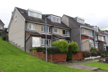 3 Bedrooms End Of Terrace House for sale in Edge Lane, Garelochhead