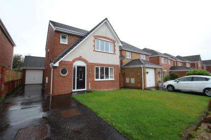 3 Bedrooms Detached House for sale in Mountcastle Wynd, Kilwinning, North Ayrshire