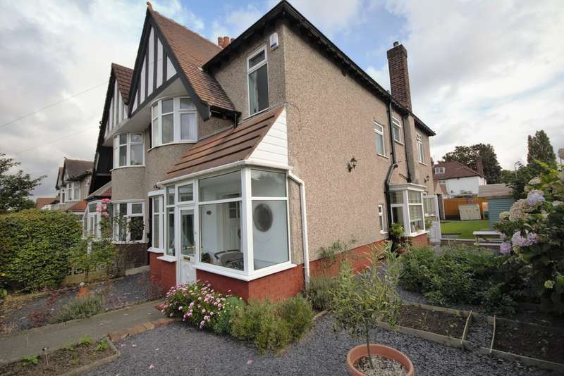 4 Bedrooms Semi Detached House for sale in The Vineries, Woolton, Liverpool, L25