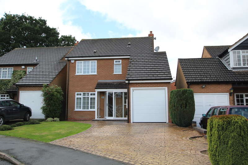 3 Bedrooms Detached House for sale in The Chase, Walmley, Sutton Coldfield, B76 1JS