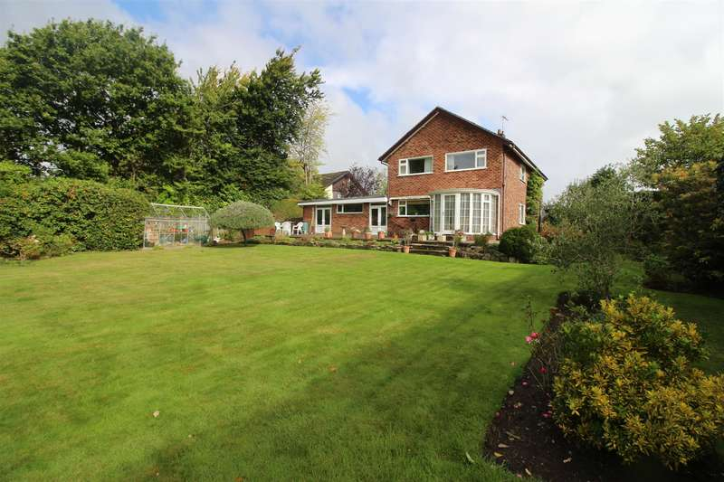 4 Bedrooms Detached House for sale in Porlock Close, Gayton, Wirral, CH60 3RT