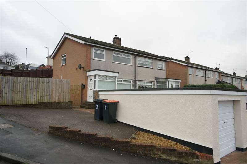 3 Bedrooms Semi Detached House for sale in The Moorings, Newport, NP19
