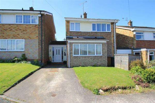 4 Bedrooms Detached House for sale in Brickfield Close, Hixon