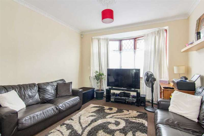 3 Bedrooms Terraced House for sale in Briar Crescent, Northolt, London