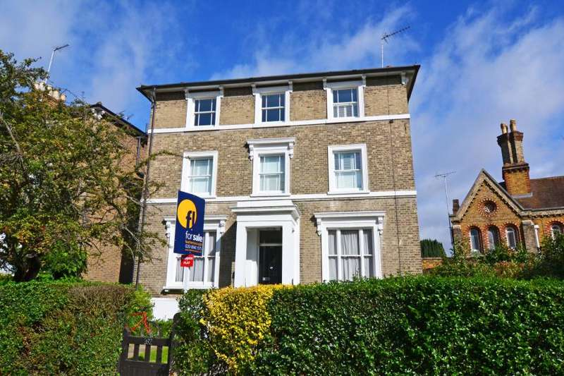 2 Bedrooms Flat for sale in Sheen Road, Richmond