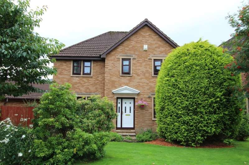 4 Bedrooms Detached House for sale in Fairlie, East Kilbride, Glasgow, G74