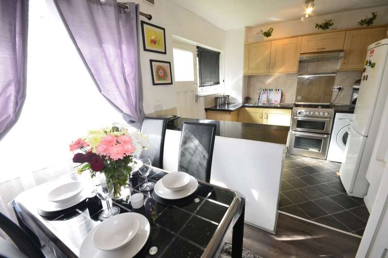 2 Bedrooms Property for sale in Thornbank South, Bolton, BL3